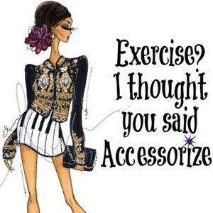 Accessories are Necessities 💎